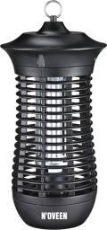 Noveen Lampa owadobójcza IKN18 IPX4 czarna (NOVEENIKN18BLACK)