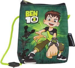 Derform Saszetka dziecięca Ben 10 zielona (283356)