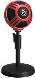 Mikrofon Arozzi Sfera Czerwony