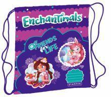 Starpak Worek szkolny na ramię Enchantimals