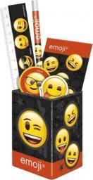 Derform Zestaw przyborów szkolnych Emoji 10 (ZPSPEM10)