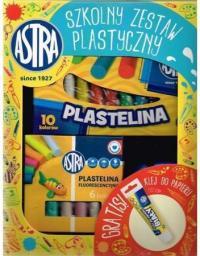 Astra Zestaw plastyczny szkolny (602114002)