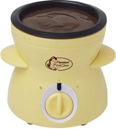 Bestron Bestron Chocolate Fondue DCM043 - yellow