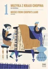 Muzyka z kraju Chopina z.1 na fortepian
