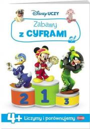 Disney Uczy. Junior - Zabawy z Cyframi