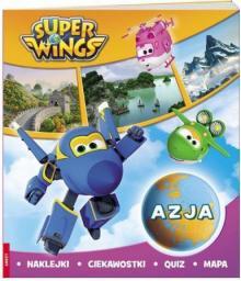 Ameet Super Wings. Azja