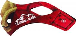 Respro Training Mask 2.0 Red Iron S