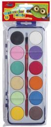 Beniamin Farbki Akwarelowe 12 Kolorów