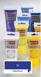 Happy Color Farba akrylowa 75ml kobaltowy (7370 0075-36)