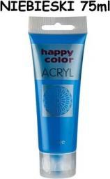 Happy Color Farba akrylowa 75ml niebieski (7370 0075-3)