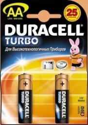 Duracell Bateria Turbo Max AA / R6 1500mAh 2szt.