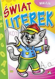 Świat literek - Kot