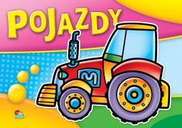 Pojazdy - Traktor