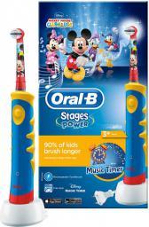 Szczoteczka elektryczna Oral-B Kids D10.513 Mickey