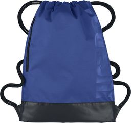 Nike Nike Brasilia Gymsack BA5338-480  niebieskie One size