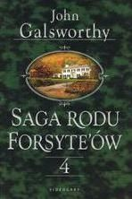 Saga rodu Forsyte'ów. Tom 4 - pocket