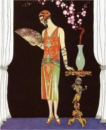 Museums & Galleries Karnet  La Belle Personne z kopertą
