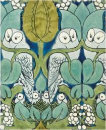 Museums & Galleries Karnet The Owl z kopertą