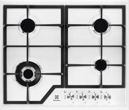 Płyta gazowa Electrolux EGS6436WW biała
