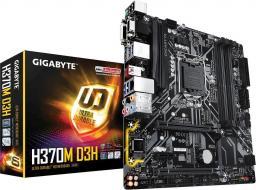 Płyta główna Gigabyte H370M D3H