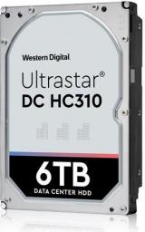 Dysk serwerowy HGST Ultrastar DC HC 310 7K6 6 TB 3.5'' SAS-3 (12Gb/s)  (0B36047)