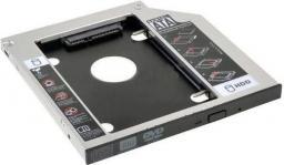 Kieszeń iBOX Na dysk SSD/HDD SATA 12.7mm (IRK-01)