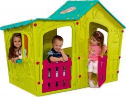 Keter Domek dla dzieci Magic Villa jasnozielony-turkusowy (231594)