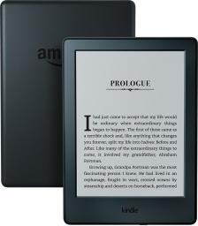 Czytnik Kindle Touch 8 (z reklamami)