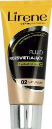 Lirene Fluid LIRENE Dermo rozświetlający naturalny 02