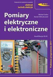Wydawnictwa Komunikacji i Łączności Pomiary elektryczne i elektroniczne WKŁ