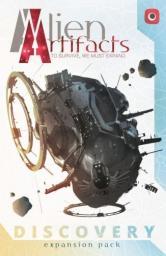 Portal Games Artefakty Obcych: Odkrycia