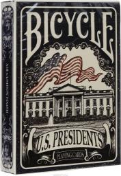 Bicycle Karty U.S. Presidents