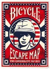 Bicycle Karty Escape Map