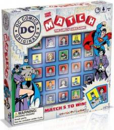 Winning Moves Mach Superheroes