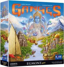 Egmont Gra - Ganges