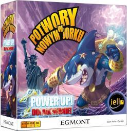 Egmont Gra - Power Up! Doladowanie/Potwory w NY