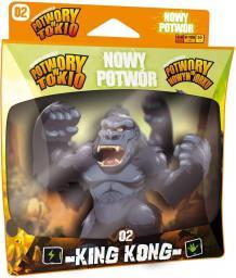Egmont Gra King Kong. Nowy potwór