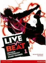 Materiał ćwiczeniowy Live Beat 1 Exam Trainer
