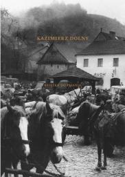 Kazimierz dolny. Książka do pisania