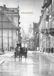 Cracovie. Książka do pisania