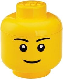 LEGO Room Copenhagen LEGO Storage Head Girl, small - RC40311725
