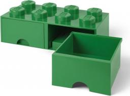 LEGO Room Copenhagen Brick Drawer 8 pojemnik zielony (RC40061734)