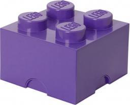 LEGO Room Copenhagen Storage Brick 4 pojemnik fioletowy (RC40031749)