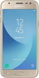 Smartfon Samsung Galaxy J3 2017 16 GB Dual SIM Złoty