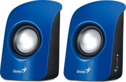 Głośniki komputerowe Genius SP-U115 Niebiesko-czarne (31731006102)