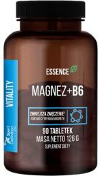 Sport Definition Essence Magnesium   B6 90 tabl. PL/EN