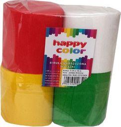 HAPPY COLOR Bibułka marszczona wstążka 5x10m 3640
