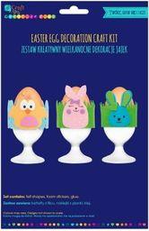 DP CRAFT Zestaw Kreatywny Wielkanocny Do Dekoracji Jajka