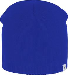 Outhorn Czapka zimowa chłopięca HJZ18-JCAM001 niebieski r. 56