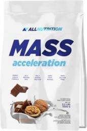 ALLNUTRITION Mass Acceleration Chocolate Nougat Caramel 1000g